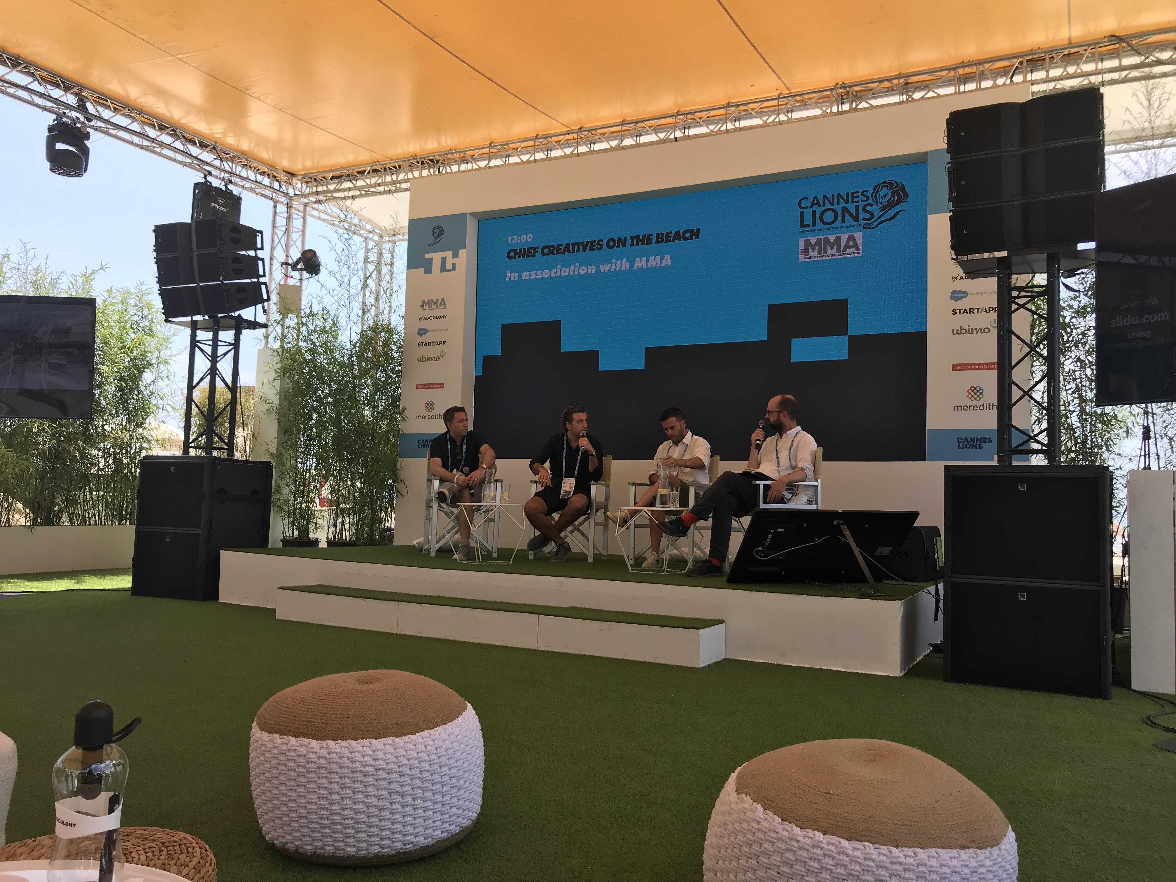 Cannes Speakers