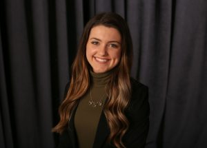 Photo of Carly Buell, senior advertising management student
